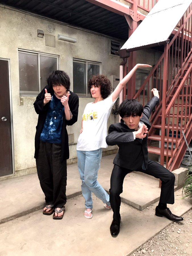 中村倫也と高橋一生の共演ドラマがヤバイ?イケボにハマる人続出?