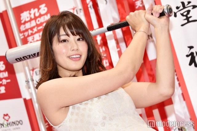 稲村亜美 筋トレ姿がかっこいい!野球だけじゃなくゴルフもうまい?
