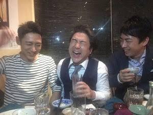小泉孝太郎と小泉進次郎とムロツヨシは大の仲良し?結婚の噂も!?
