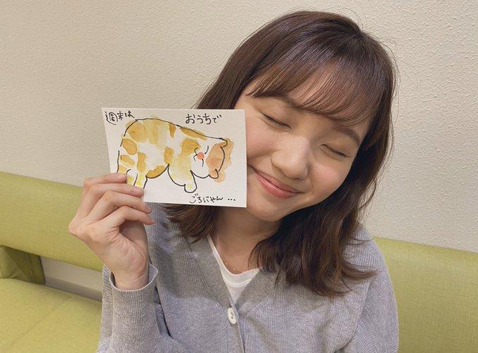 テレビ東京 女子アナの田中瞳がかわいい!昔日テレにいたのは本当?