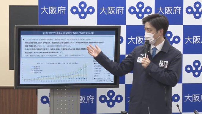 吉村洋文知事の経歴は中学からすごかった?高校の偏差値がやばい!