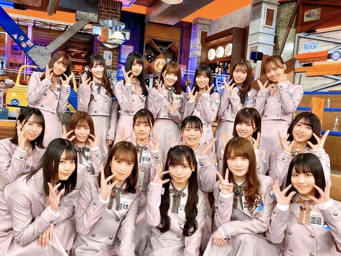 日向坂46メンバーの年齢で一番若いのは誰?最年長って何歳なの!?
